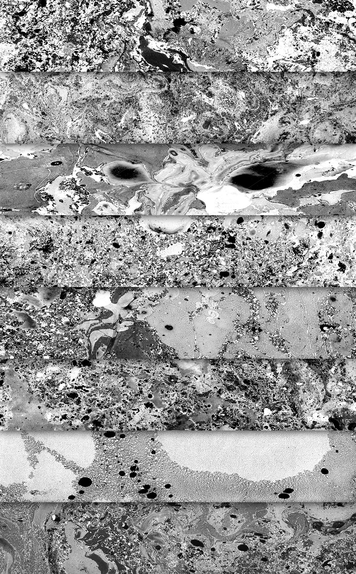 Marble Textures Black And White