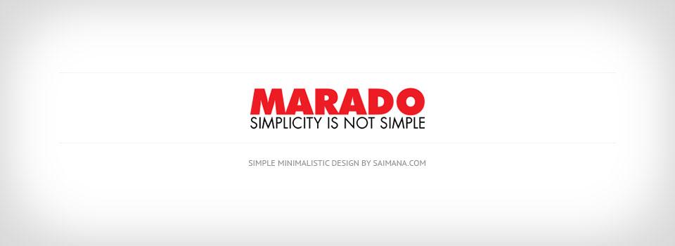 marado web design